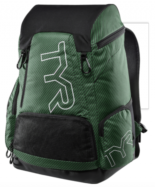 TYR Team Alliance Backpack 45L - TEAM GREEN